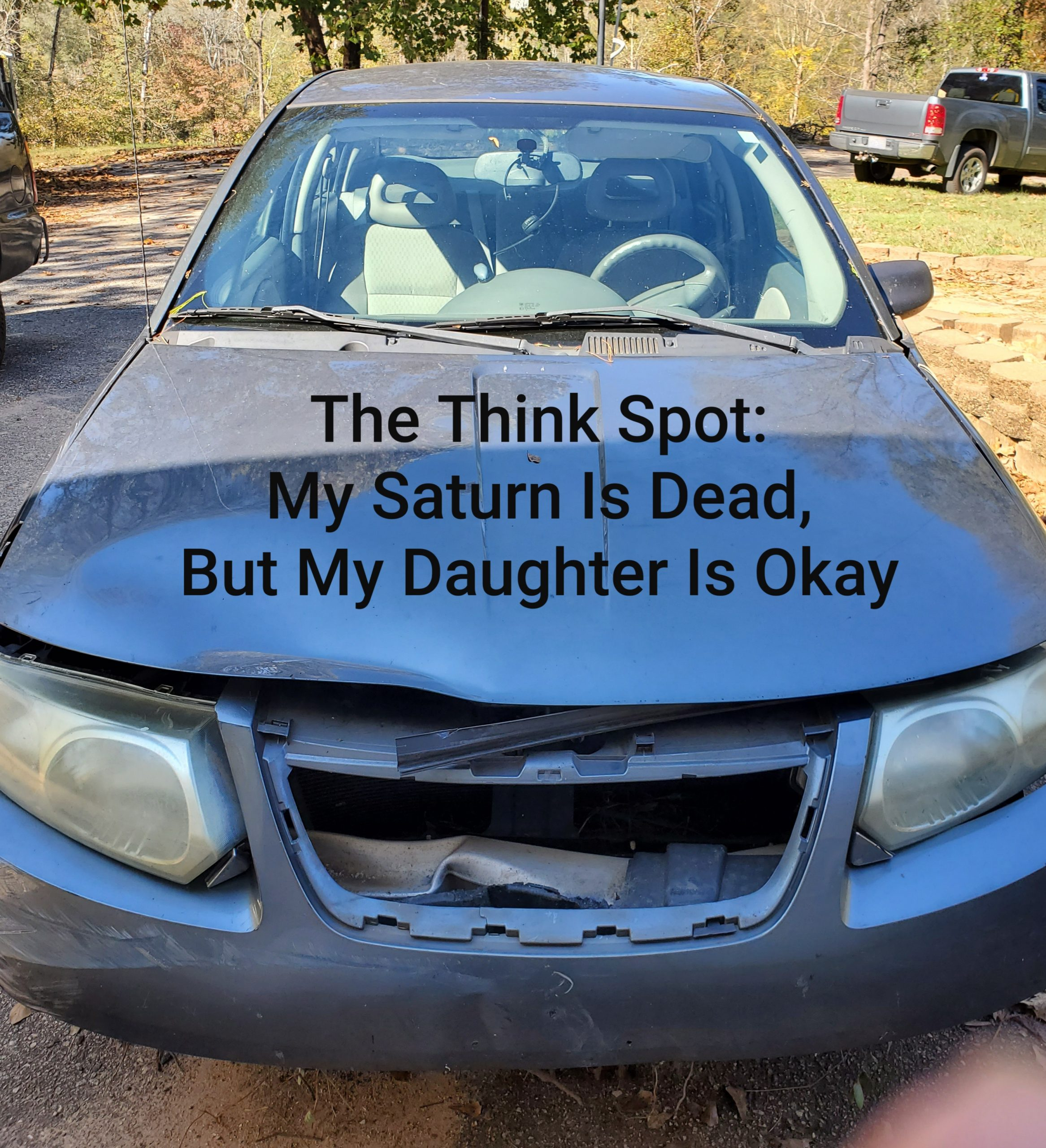 """My Saturn Is Dead, But My Daughter Is Safe"""
